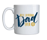 Best Lutheran Dad Mug