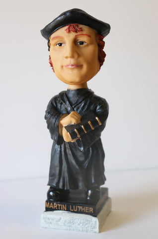 Limited Edition Martin Luther Bobble Head Doll