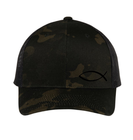 Ichthus Fish Hat