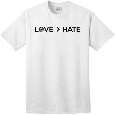 Love > Hate Youth T-Shirt