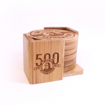 500 Years 6 Piece Coaster Set