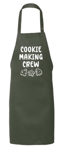 Cookie Making Crew Apron