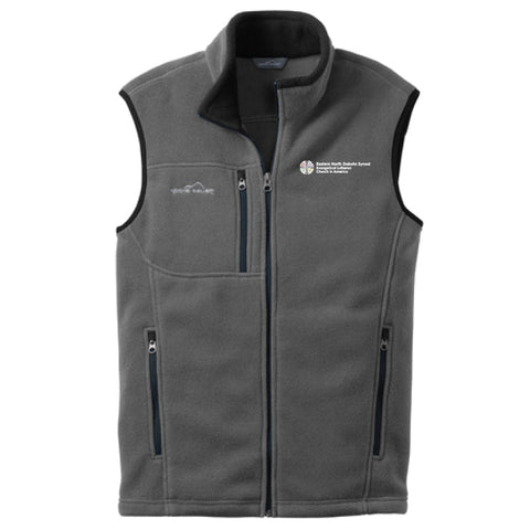 EaND Eddie Bauer Men's Fleece Vest