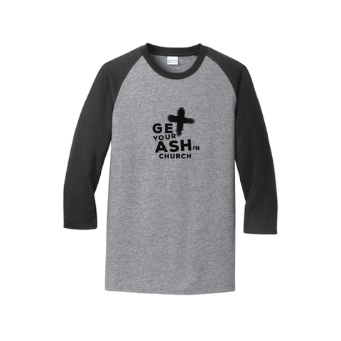 Get Your Ash In Church Baseball Shirt
