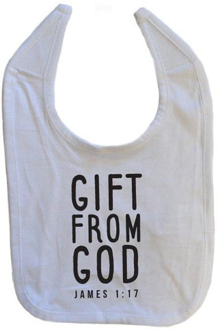 Gift from God Bib