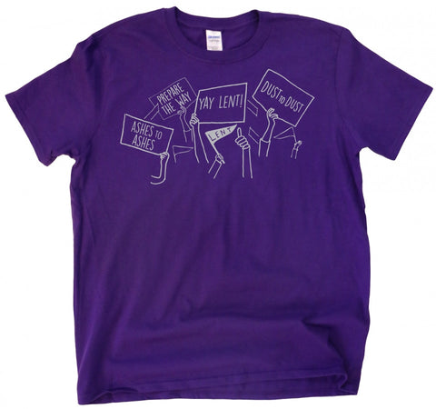 Give It Up for Lent Shirt