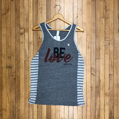 Be Love Tank Top (Multiple Colors)