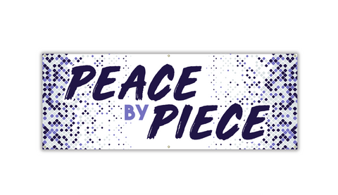 Peace by Piece Banner