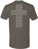 A Little More Lutheran Shirt