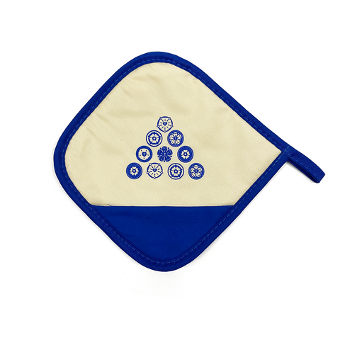 Luther Rose Potholder