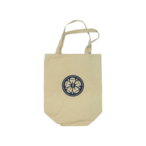 Luther Rose Canvas Tote