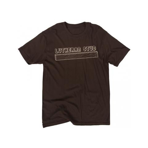 Lutheran Stud T-Shirt (Multiple Colors)