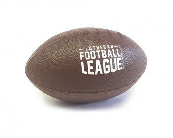 Lutheran Football League Foam Football