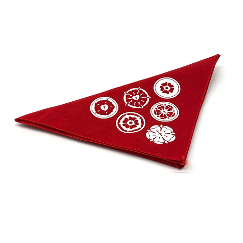 Luther Rose Dog Bandana (Multiple Colors)
