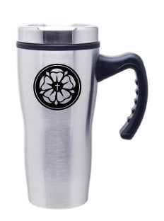 Luther Rose Travel Mug