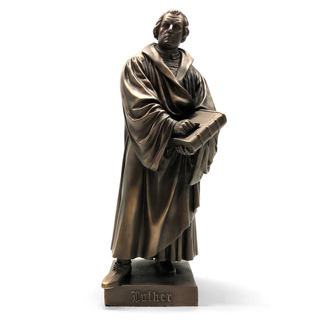 Martin Luther Bronze Statue