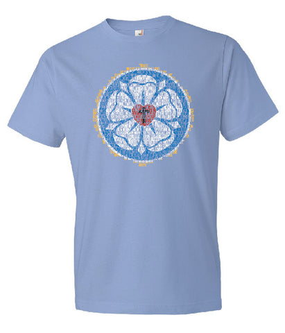Meaning of the Luther Rose T-Shirt (Multiple Colors)