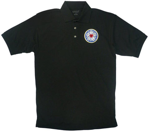 Luther Rose Embroidered Polo - Full Color