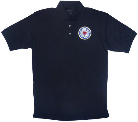 Luther Rose Embroidered Polo - Full Color (Multiple Colors)