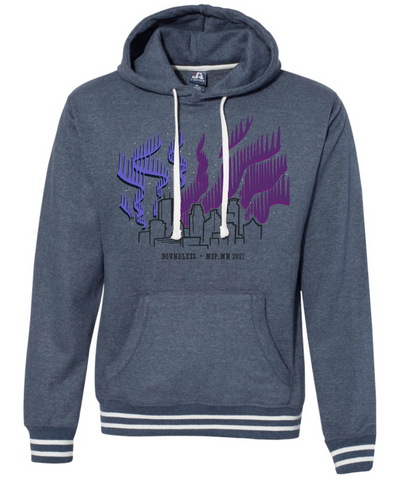Northern Lights boundless Hooded Sweatshirt