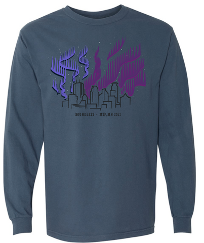 Northern Lights boundless Long Sleeve Shirt
