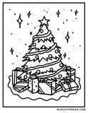 Christmas Coloring Pack - Digital Download