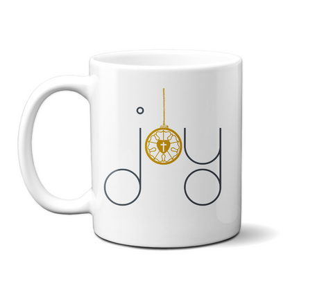 Joy Luther Rose Coffee Mug