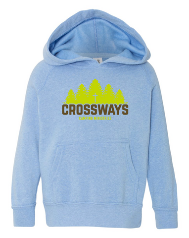 Crossways Toddler Hooded Sweatshirt
