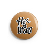 Holy Week Button Magnets