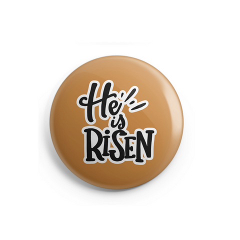 Easter Sunday Button - 1 Inch