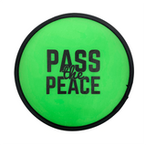 Pass the Peace Frisbee