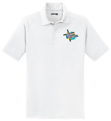 This Changes Everything Men's Polo