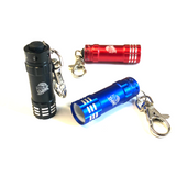 Rise and Shine Flashlight Key Chain