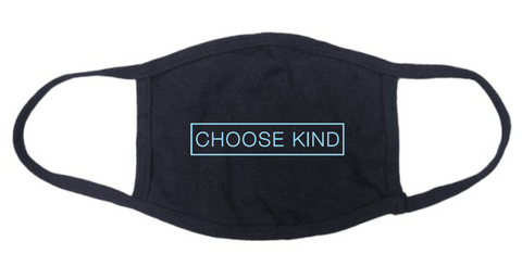 Choose Kind Face Mask