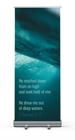 Deep Waters Banner