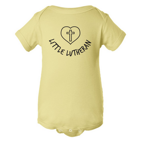 Little Lutheran Onesie
