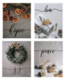 Advent Prints