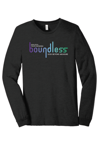 2022 ELCA Youth Gathering boundless Long Sleeve Shirt (Preorder)
