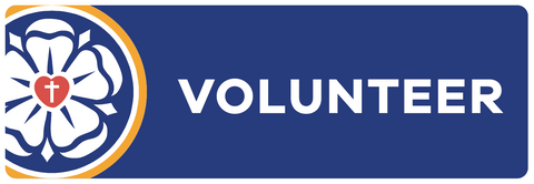 Volunteer Name Badge