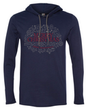 500th Anniversary Christmas Hooded Long Sleeve