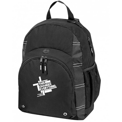 YG18 Classic Backpack with Logo