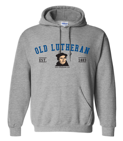Old Lutheran Classic Hooded Sweatshirt