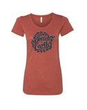 For the Beauty of the Earth Fern Ladies T-shirt