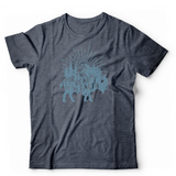 For the Beauty of the Earth Bison T-shirt (Multiple Colors)