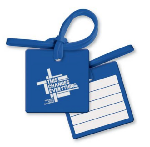 YG18 This Changes Everything Bag Tag