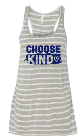 Choose Kind Tank Top - Heart Design (Multiple Colors)