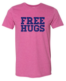 Free Hugs T-Shirt (Multiple Colors)