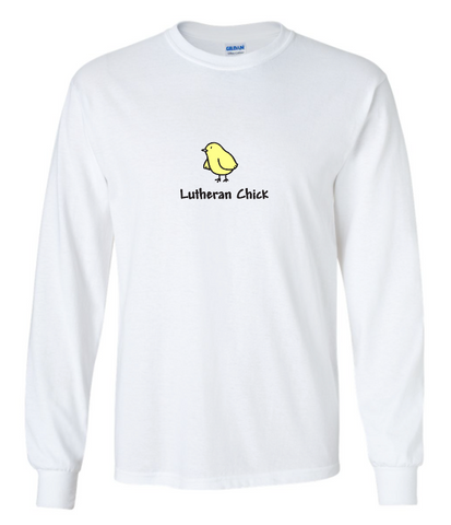 Lutheran Chick Long Sleeve Shirt