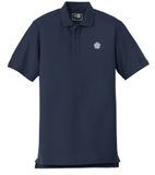 Mens - Luther Rose Embroidered Polo (Multiple Colors)