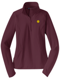 Luther Rose Women's 1/4 Zip (Multiple Colors)